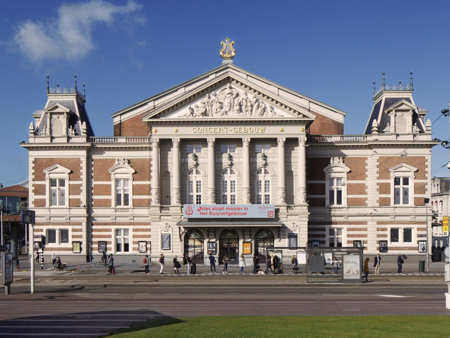 Concertgebouw - buitenkant - Jordi Huisman