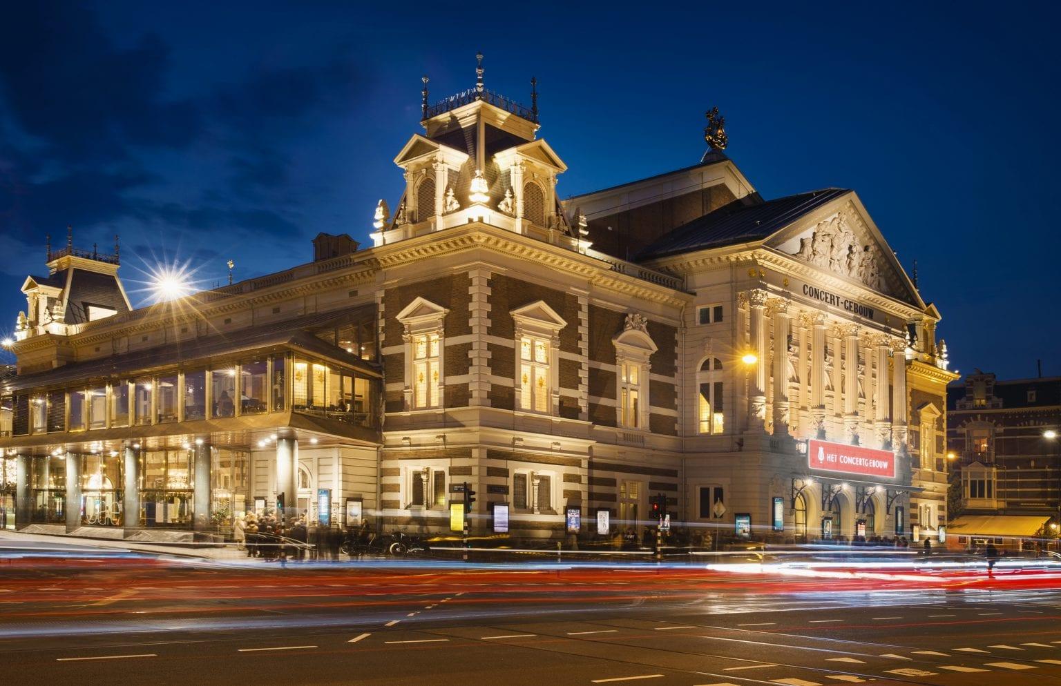Het Concertgebouw -® Hans Roggen