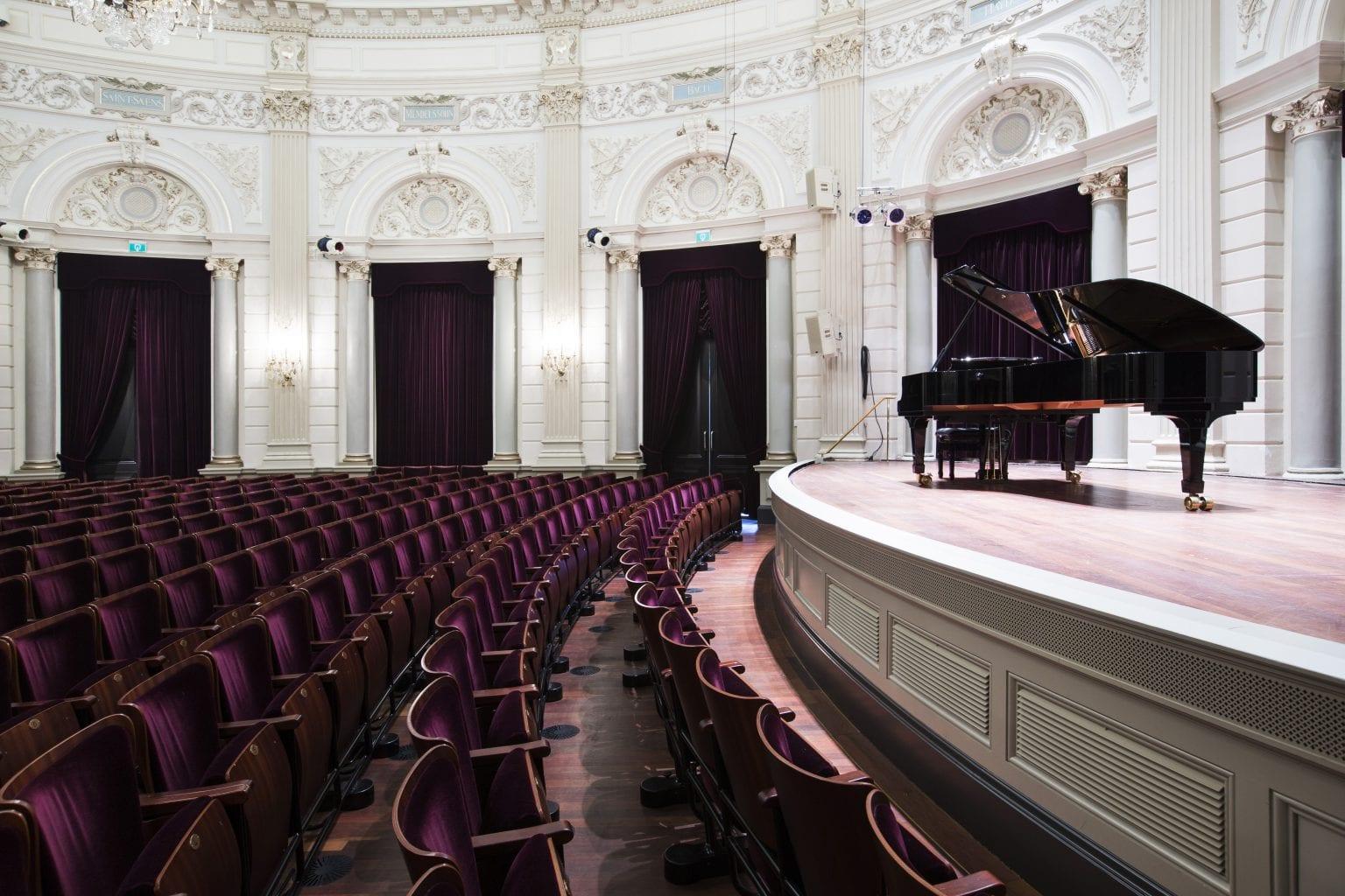 Amsterdam - 15-06-2015 - Kleine Zaal Concertgebouw. (Foto: Hans Roggen)
