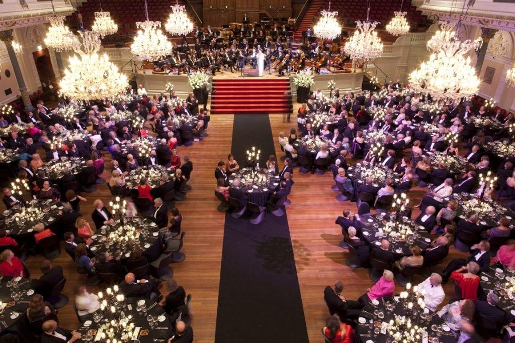 Main Hall - dinner