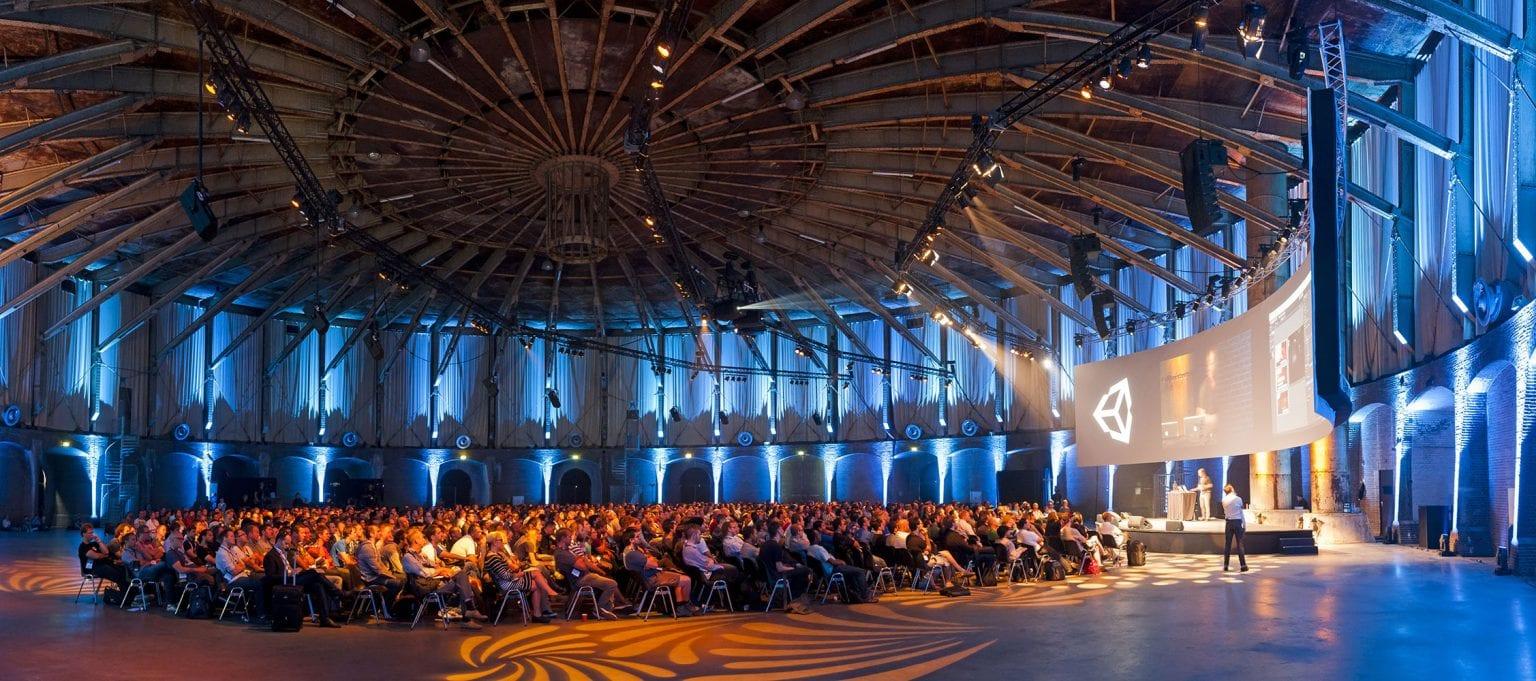 Westergasfabriek - Gashouder, conference setting