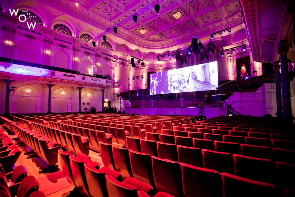 Congres Grote Zaal