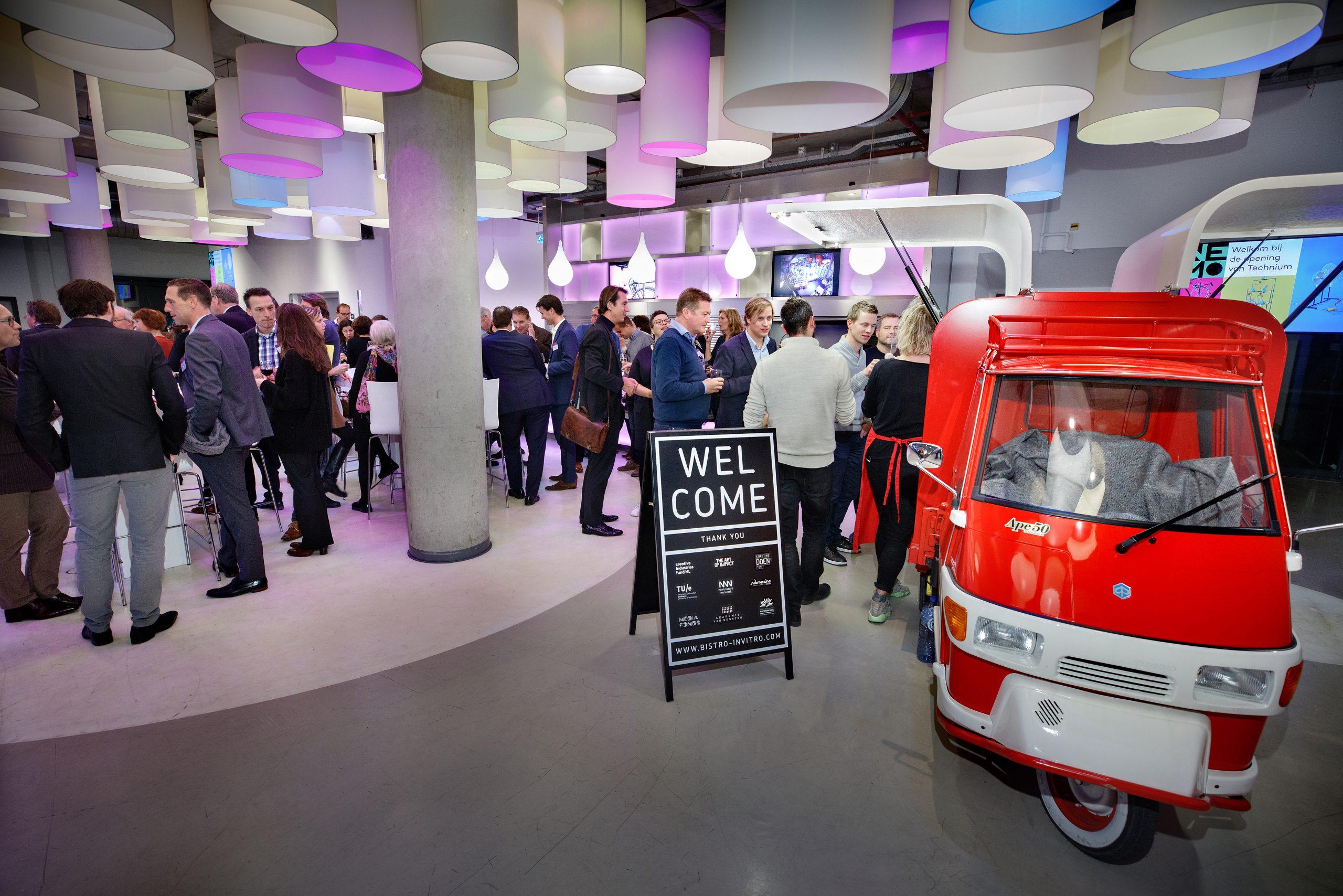 NEMO; Opening Technium, Meat Ice Cream
