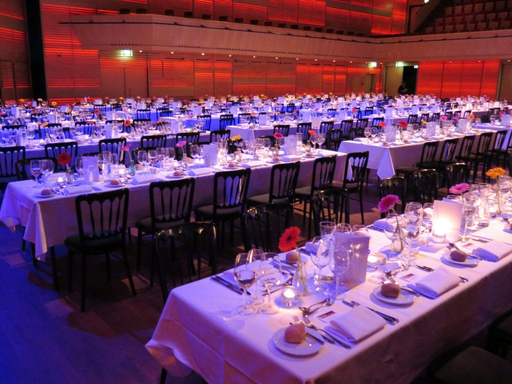 Grote Zaal diner