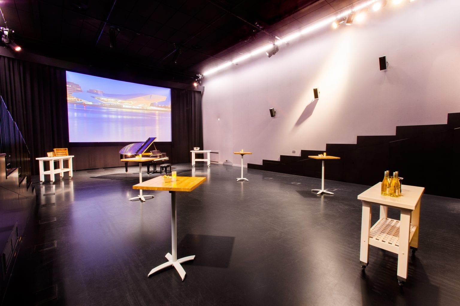 Cinema 2 - flexible seating