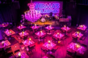 Theaterzaal - Clubsetting - Shirmas Soulkitchen