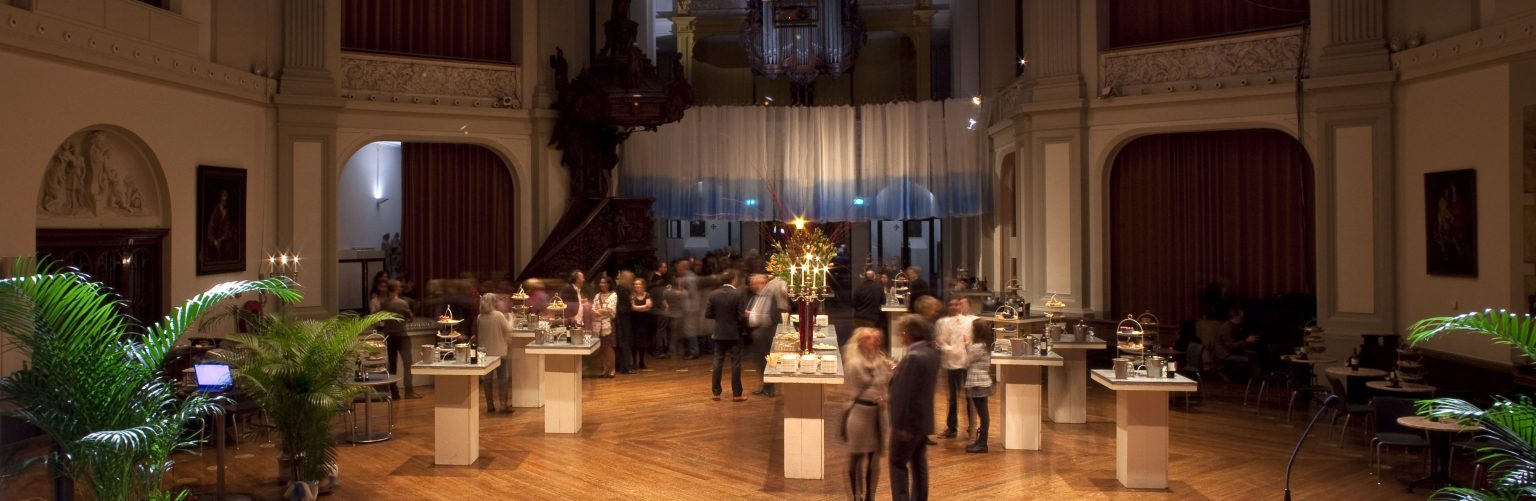 Nederland, Amsterdam, 15 december 2011 De Duif, kerk, Stadsherstel Foto: Thomas Schlijper