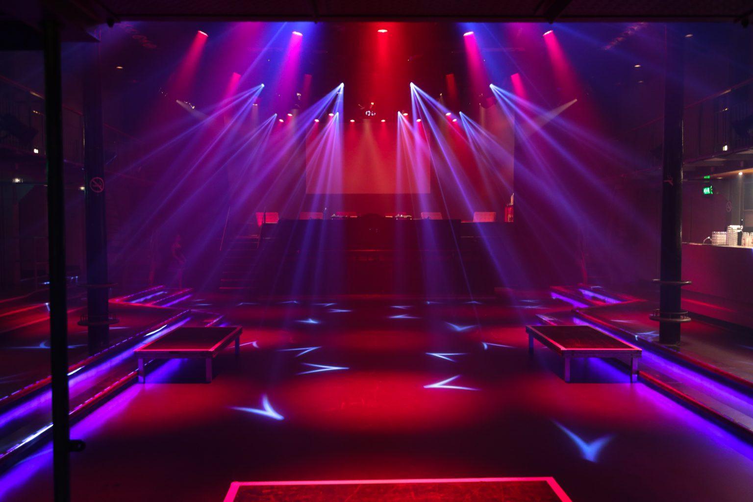 Melkweg Max lights and visuals
