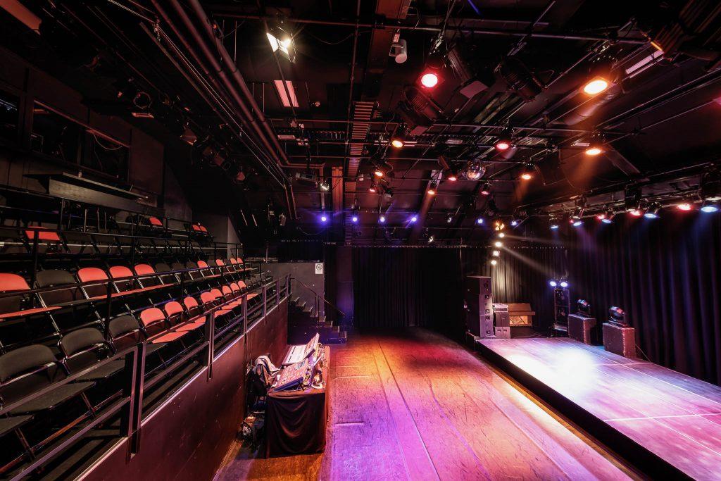 Melkweg theaterzaal 1