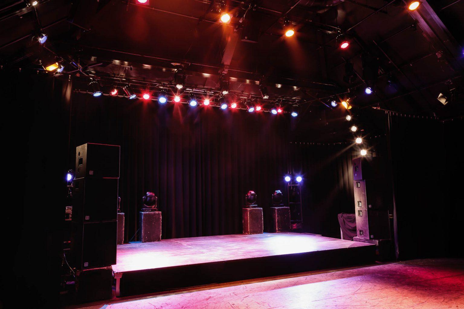 Melkweg theaterzaal 2