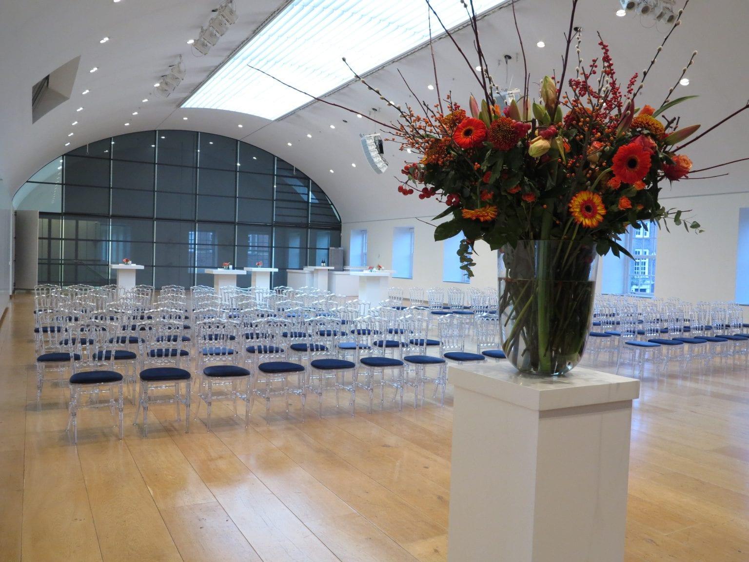 Auditorium-Foto Renee Koudstaal