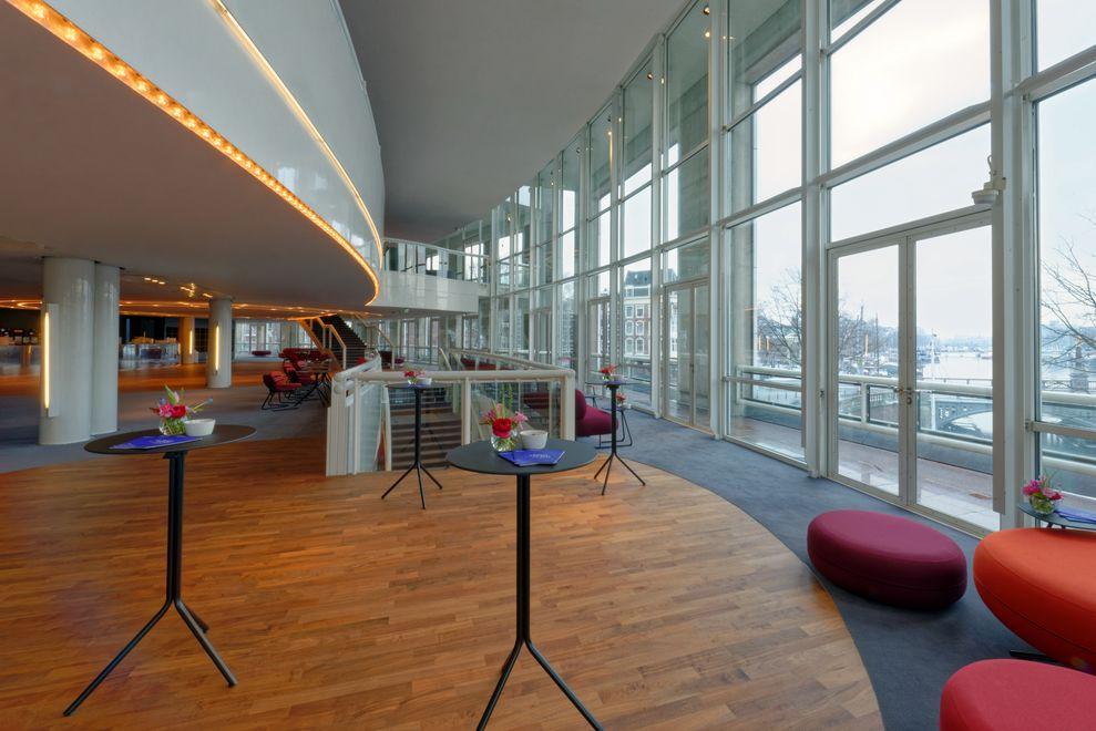 Nationale Opera & Ballet - Foyer 1e balkon