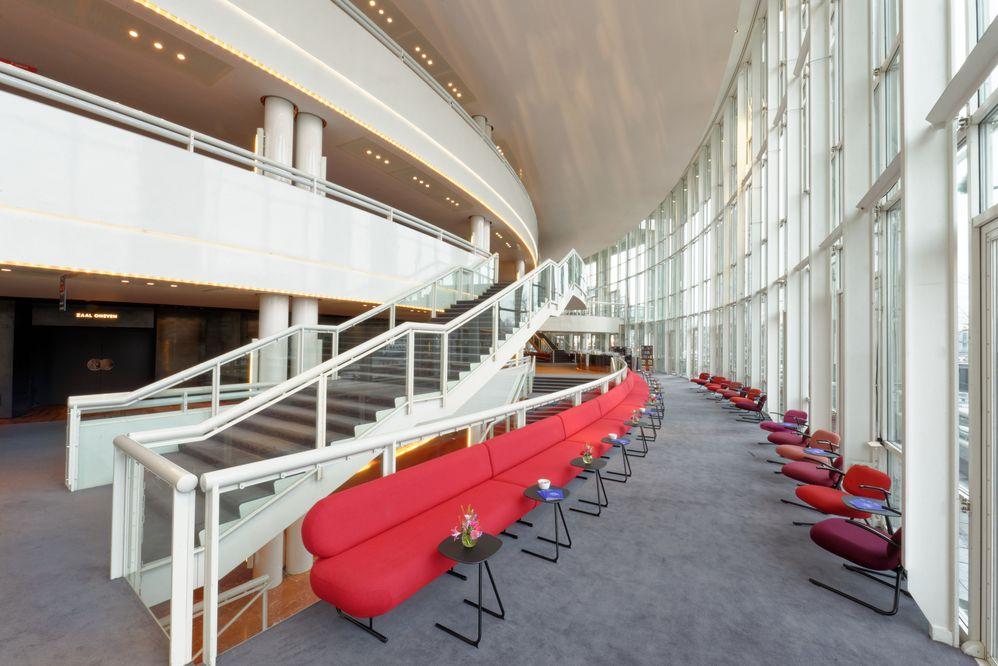 Nationale Opera & Ballet - Foyer zaalniveau 1