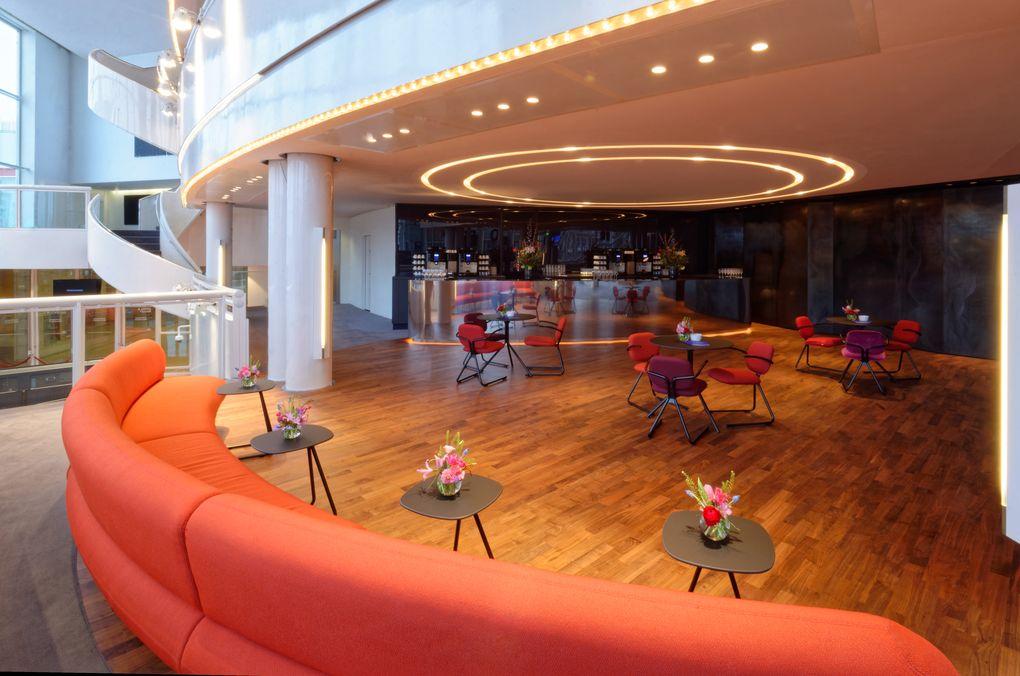 Nationale Opera & Ballet - Foyer zaalniveau - B0