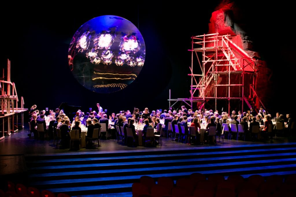 Theaterzaal - OperaDiner 1