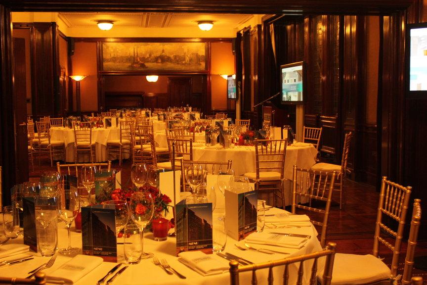 Bazel-Koningszaal-diner