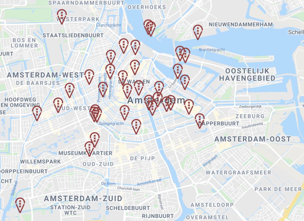 event locaties in amsterdam centrum