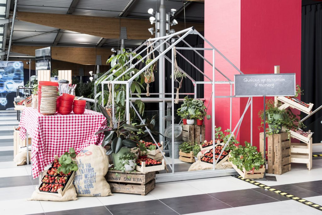 eventcase passenger terminal amsterdam