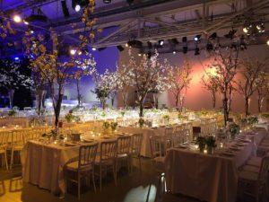 bruiloft hallen studio's